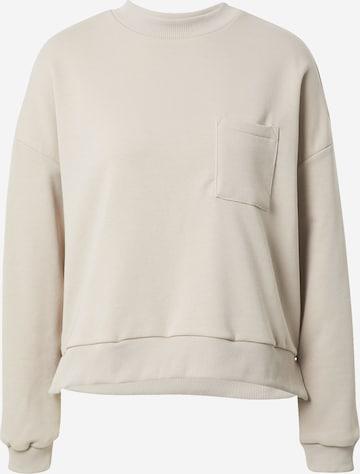 Noisy may Sweatshirt 'Viggo' i beige