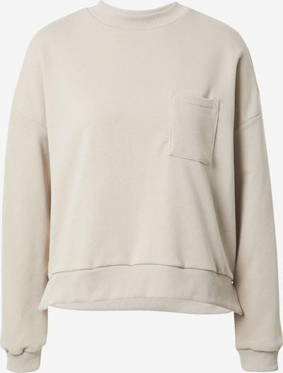 Noisy may Sweatshirt 'Viggo' in taupe, Produktansicht