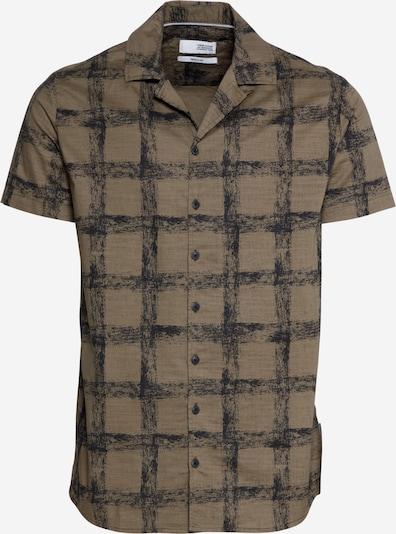 !Solid Hemd 'Rajon' in khaki / tanne, Produktansicht