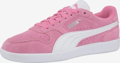 PUMA Sneaker 'Icra Trainer SD Jr' in pink / silber / weiß, Produktansicht