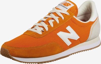 new balance Sneaker in orange / weiß, Produktansicht
