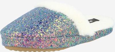 GLAMOROUS Pantoufle en mélange de couleurs, Vue avec produit