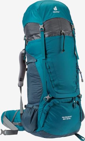 DEUTER Trekkingrucksack 'Alpamayo 60 + 10 SL' in Blau