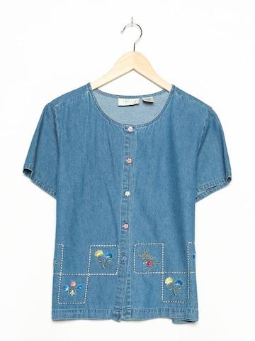 Lemon Grass Blouse & Tunic in L in Blue