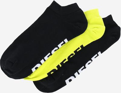 Calzino 'GOST' DIESEL di colore giallo / nero / bianco, Visualizzazione prodotti
