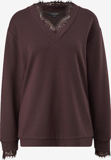 COMMA Sweatshirt in Brown, Item view