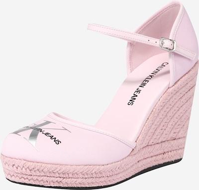 Calvin Klein Sandales rožkrāsas / melns, Preces skats