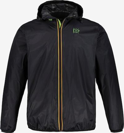 JP1880 Functionele jas in de kleur Zwart, Productweergave
