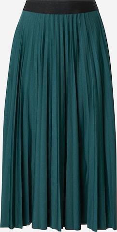 ESPRIT Kjol i grön