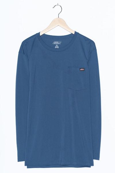 DICKIES Sport T-Shirt in XL in marine, Produktansicht