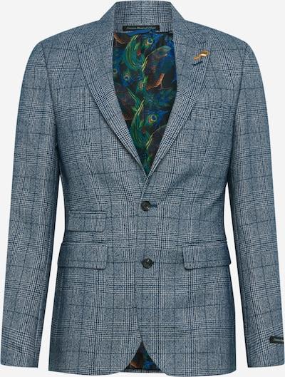 BURTON MENSWEAR LONDON Veste de costume en bleu denim, Vue avec produit