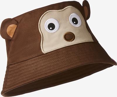 Affenzahn Hut in beige / braun / weiß, Produktansicht