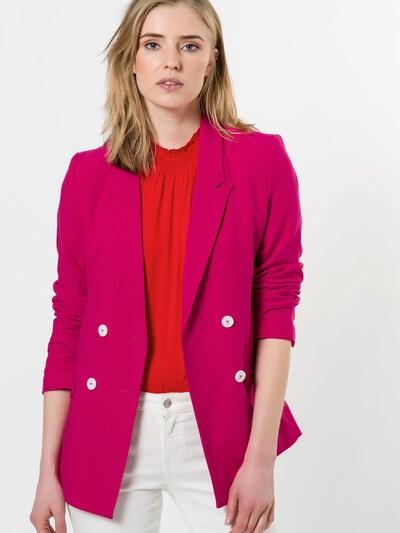 zero Blazer in pink, Modelansicht