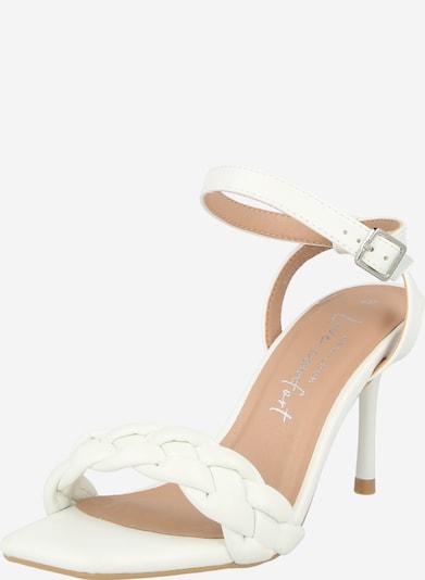 NEW LOOK Sandale 'VAID' in weiß, Produktansicht