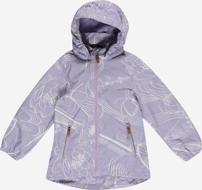 Reima Veste mi-saison 'Anise' en violet clair / blanc, Vue avec produit