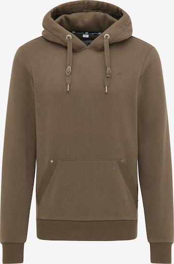 DreiMaster Vintage Sweatshirt in oliv, Produktansicht