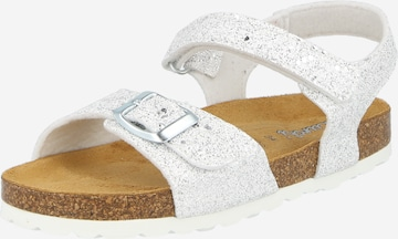 LURCHI Sandal 'ORLY' in White