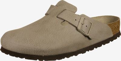 BIRKENSTOCK Clogs 'Boston Le' in beige, Produktansicht