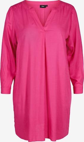 Zizzi Puseromekko 'Mluls' värissä vaaleanpunainen