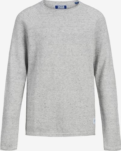 Jack & Jones Junior Sweter w kolorze nakrapiany szarym, Podgląd produktu