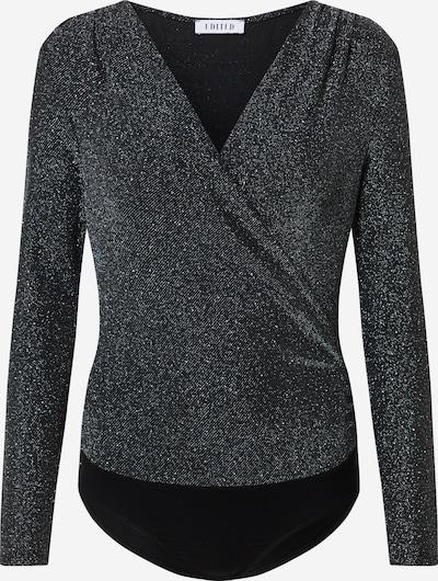 EDITED Body camiseta 'Swantje' en gris / plata, Vista del producto