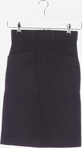 Ganni Skirt in XS in Black