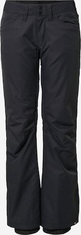 ROXY Παντελόνι πεζοπορίας 'BACKYARD' σε μαύρο