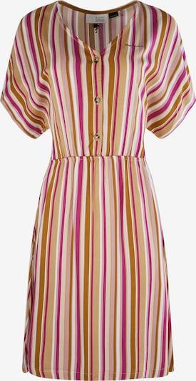 mazine Dress ' Marial ' in khaki / pink, Produktansicht