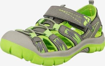 LURCHI Sandal in Green