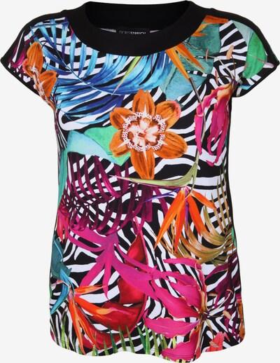 Doris Streich Shirt mit floralem Muster in blau / mischfarben, Produktansicht
