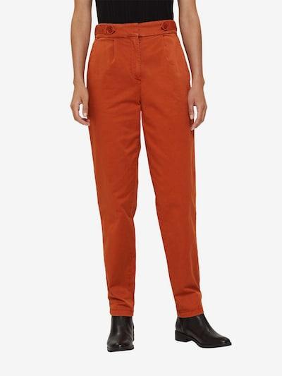 Esprit Collection Chinohose in orange, Modelansicht