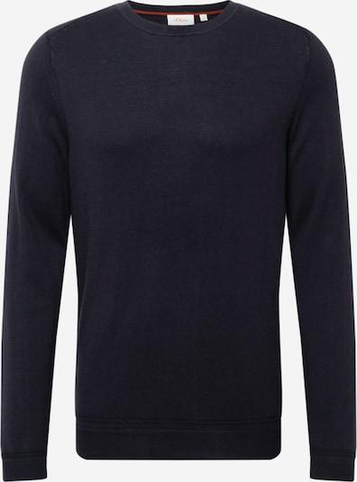 Pullover s.Oliver di colore blu scuro, Visualizzazione prodotti