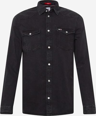 Tommy Jeans Hemd in schwarz, Produktansicht