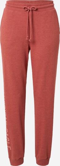 American Eagle Hlače u prljavo roza / crvena, Pregled proizvoda