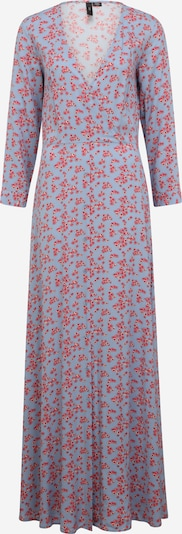 Y.A.S (Tall) Robe 'SAVANNA' en bleu fumé / rose / rouge, Vue avec produit