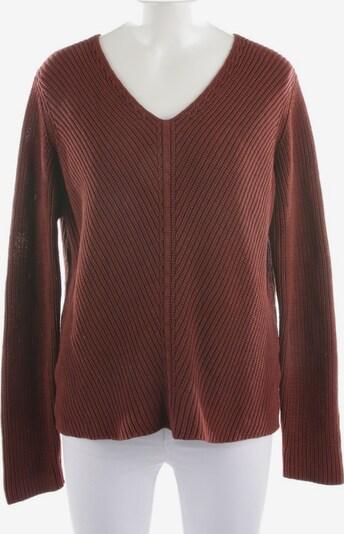 LIEBLINGSSTÜCK Pullover / Strickjacke in L in braun, Produktansicht