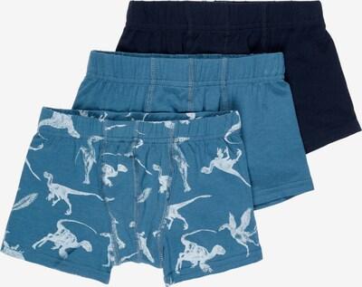 NAME IT Unterhose in nachtblau / opal / pastellblau, Produktansicht