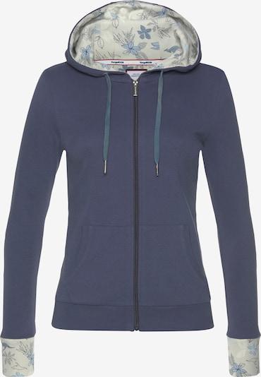 KangaROOS Zip-Up Hoodie in marine blue / Grey, Item view