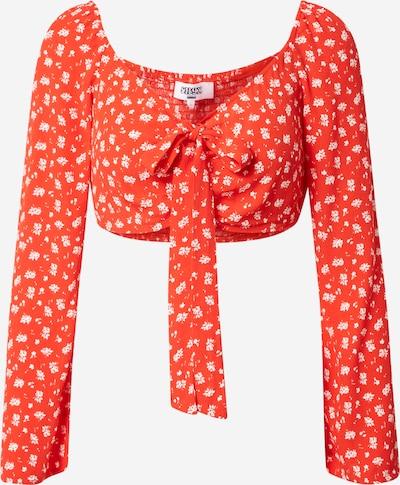 SHYX Shirt 'Phoenix' in rot / weiß, Produktansicht