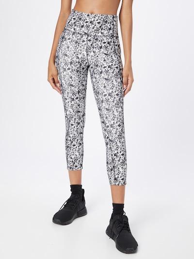 Marika Pantalón deportivo 'CARSON' en gris moteado / negro / blanco, Vista del modelo