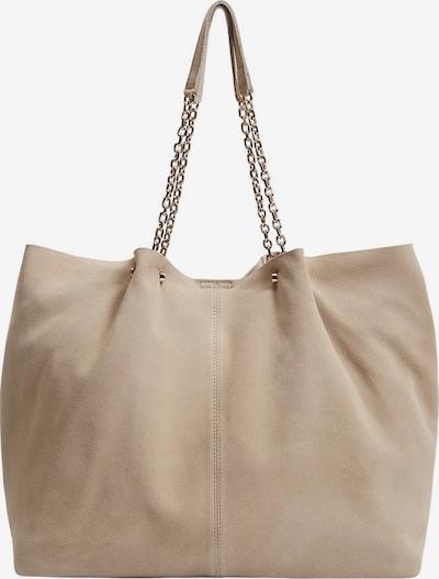 MANGO Tasche 'Macine' in sand, Produktansicht