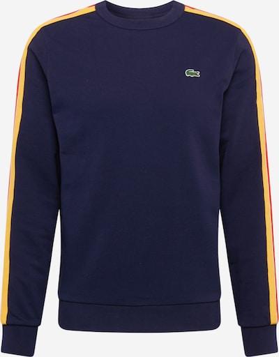 LACOSTE Bluzka sportowa w kolorze atramentowy / żółty / pomarańczowym, Podgląd produktu