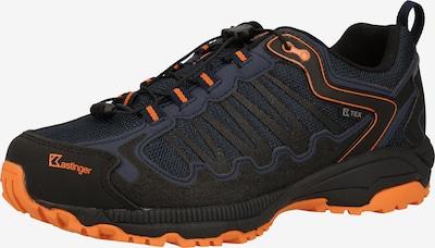 Kastinger Wanderschuhe in enzian / orange / schwarz, Produktansicht