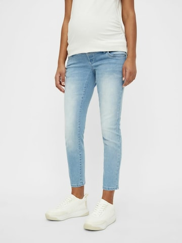 MAMALICIOUS Jeans in Blue