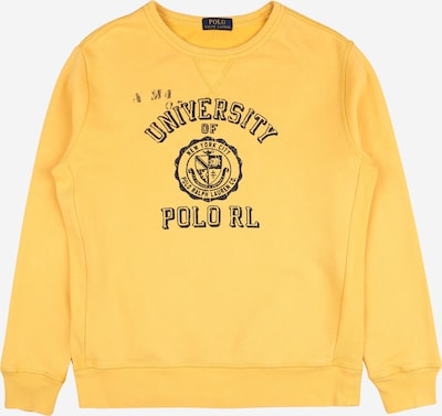 POLO RALPH LAUREN Sweatshirt in goldgelb, Produktansicht