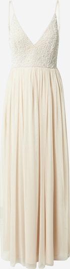 LACE & BEADS Avondjurk 'Marsia' in de kleur Crème / Wit, Productweergave