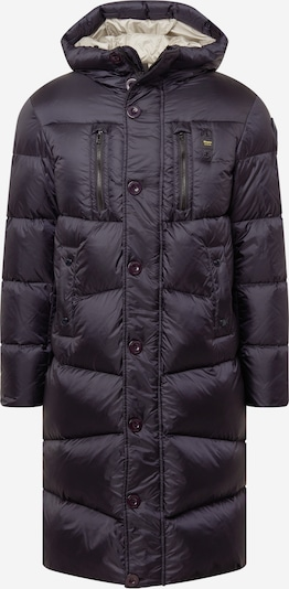Blauer.USA Zimný kabát - tmavomodrá, Produkt