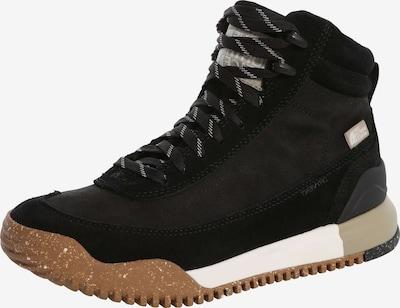 THE NORTH FACE Boots 'BACK-TO-BERKELEY III' in creme / braun / schwarz / weiß, Produktansicht