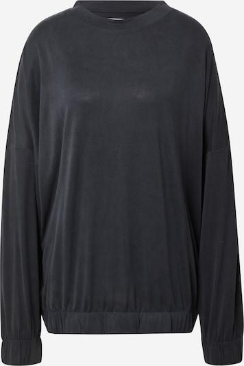 Tricou 'Millie' Karo Kauer pe negru, Vizualizare produs
