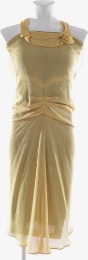 ROLAND MOURET Kleid in XS in gelb, Produktansicht